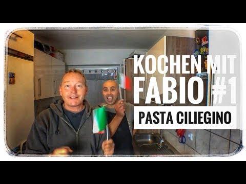 Kochen mit Fabio #1 - Pasta Ciliegino