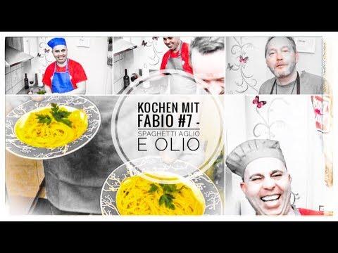 Kochen mit Fabio #7 - Spaghetti aglio e olio