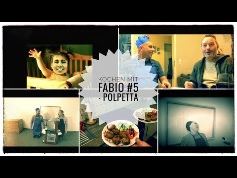 Kochen mit Fabio #5 - Polpetta