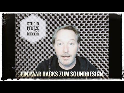 Ein paar Hacks zum Sounddesign - Anschlagsdynamik & Quantisierung in garageband