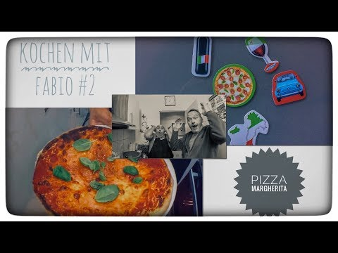 Kochen mit Fabio #2 - Pizza Margherita