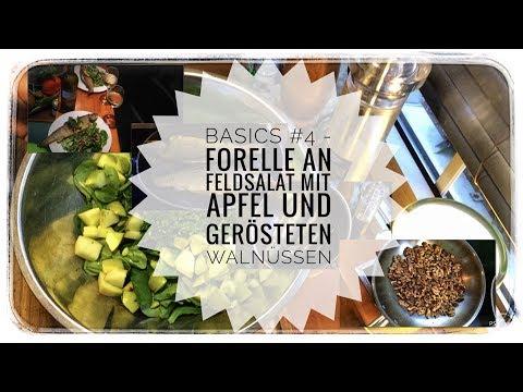 Basics #4 - Forelle an Feldsalat